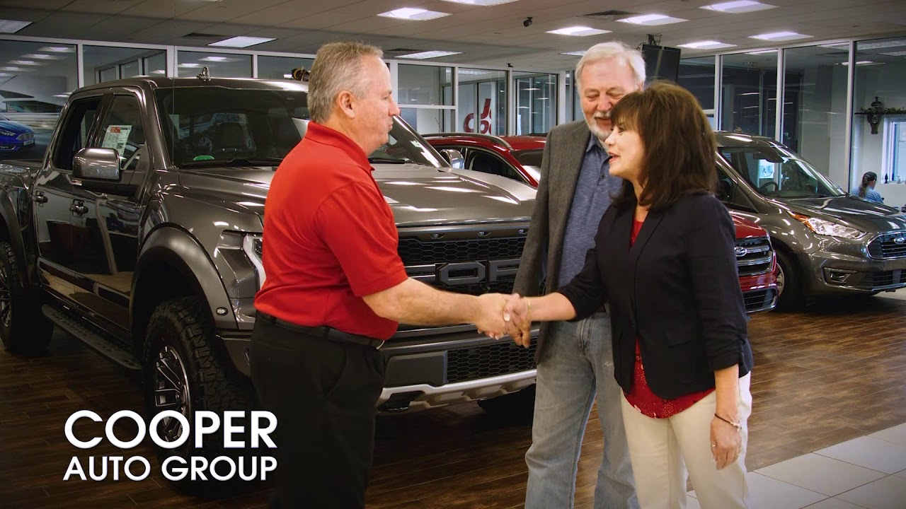 Joe Cooper Easy Credit >> Joe Cooper Auto Group New And Used Car Dealers