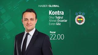 Fenerbahçe'den 5 gollü galibiyet / Kontra / 27.10.2019