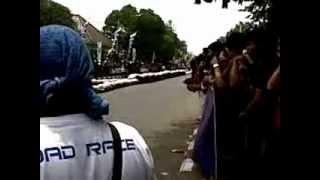 road race pemda singa perbangsa karawang 13-14 oktober 2012 kelas matic 150cc open