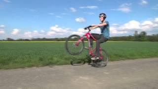 MTB Wheelie Tutorial (deutsch)