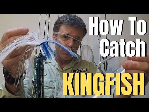 How To Catch KINGFISH | King Mackerel Basics & Tactics