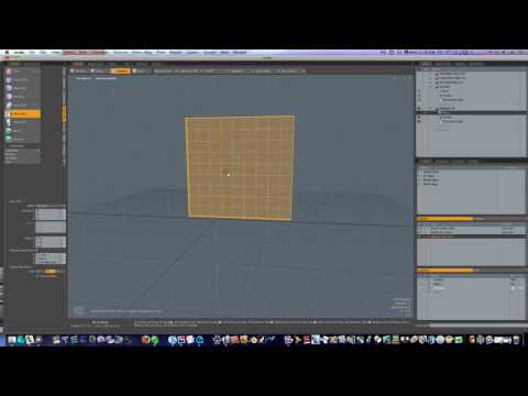 Modo 401 3D Modeling Tutorial: Cutting Clean Holes In Geometry Without Using Booleans