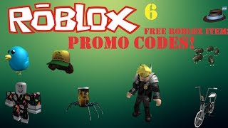 Roblox NEW PROMO CODES, ALL WORKING! 6 Free Items!!! HOW TO PUT IN CODES!!!