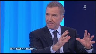 PSG 1-2 Real Madrid Post Match Analysis Souness, Lennon, Kerr