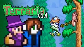 Greifhaken und Upgrades! | Terraria 1.4 Update (Part 5)