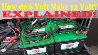 Motorhome 12 Volt Systems Explained..Accidentally!
