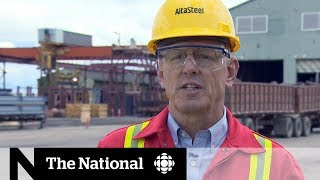 The business impact of Trump's tariffs on Canada