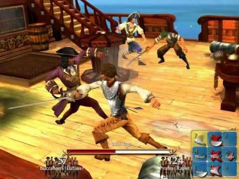 Let's Play Sid Meier's Pirates! Episode 9 - Huntin' fer TREASURE!