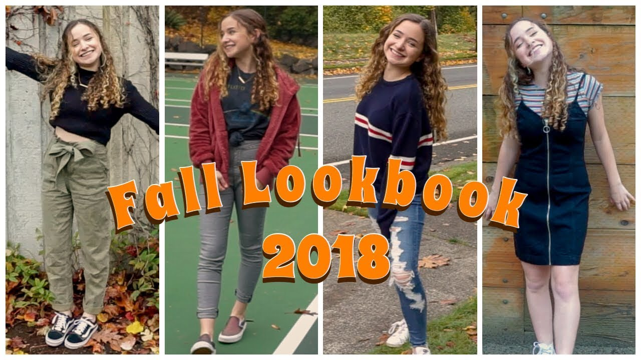 Fall Lookbook // 2018 3