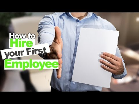 What You Need to Know about Hiring Your First Cleaning Employee