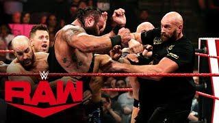 Braun Strowman and boxing champion Tyson Fury in huge brawl: Raw, Oct. 7, 2019
