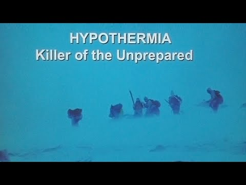 Hypothermia and Cold Emergencies
