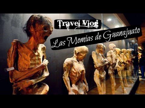 TRAVEL VLOG || Las Momias de Guanajuato, Mexico
