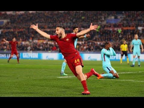 Download -Il Cammino della Roma in Champions League 2017/18- (Dai gironi ai quarti)