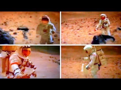 Kiszivárgott a NASA 1973-as titkos, emberes Mars-missziójának videója letöltés