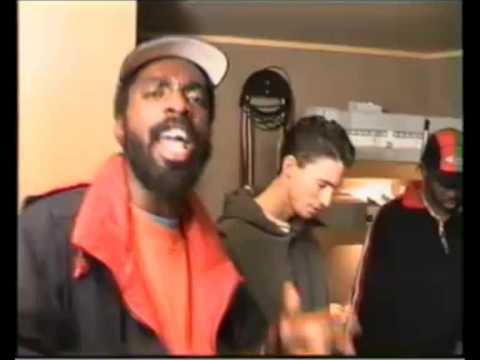 MCD aka Silent Eclipse - Skinnyman - Black Twang 97 Freestyle