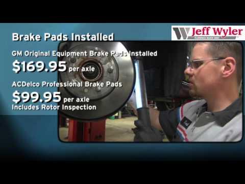 Tire Rebate Battery Coupon Service Specials Brake Pad Buick GMC Florence KY Cincinnati OH