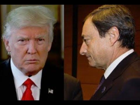 Trump will Draghi! Marktgeflüster