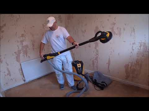 Mirka Leros 950cv wall & ceiling sander review introduction