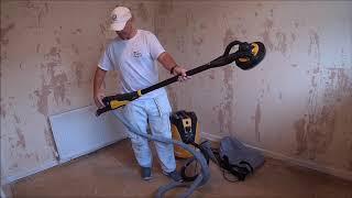 Mirka Leros 950cv wall & ceiling sander review introduction
