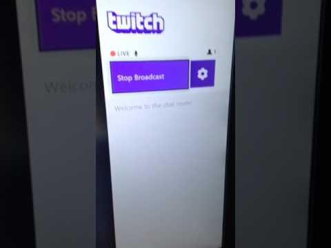 Watch Me Live On Twitch