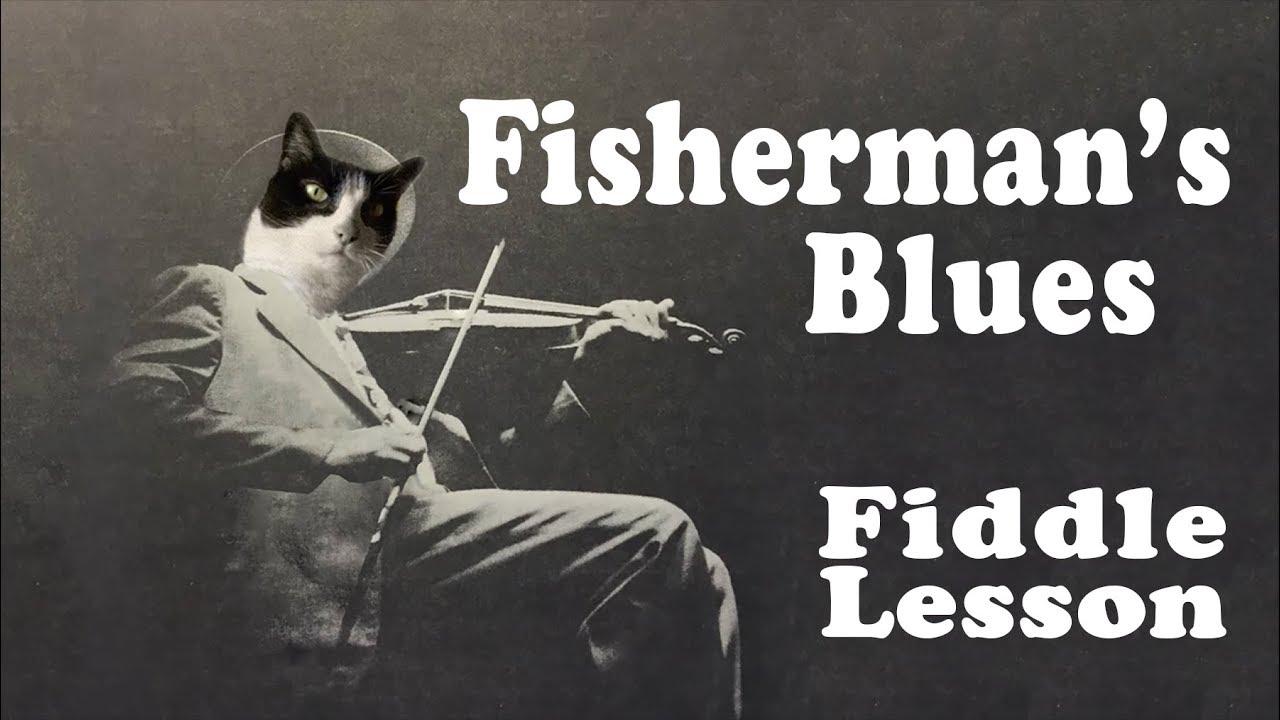 Fisherman's Blues - Fiddle Solo - Basic Fiddle Lesson