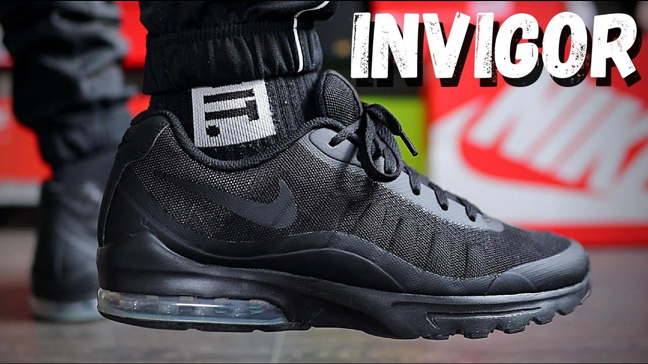 BEST CHEAP AIR MAX? Nike Air Max Invigor On Foot Review