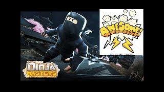 roblox ninja master (NEW) #roblox #robloxninjamasters #thecountrygamer