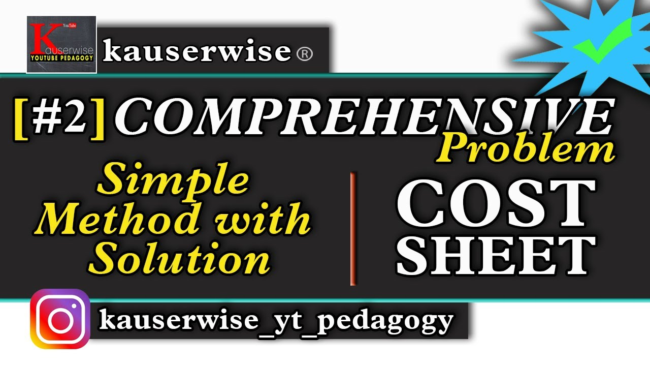 cost sheet Definition: cost sheet, as the name signifies, is a periodical statement that  reflects a detailed overview of the cost incurred on various components during  the.