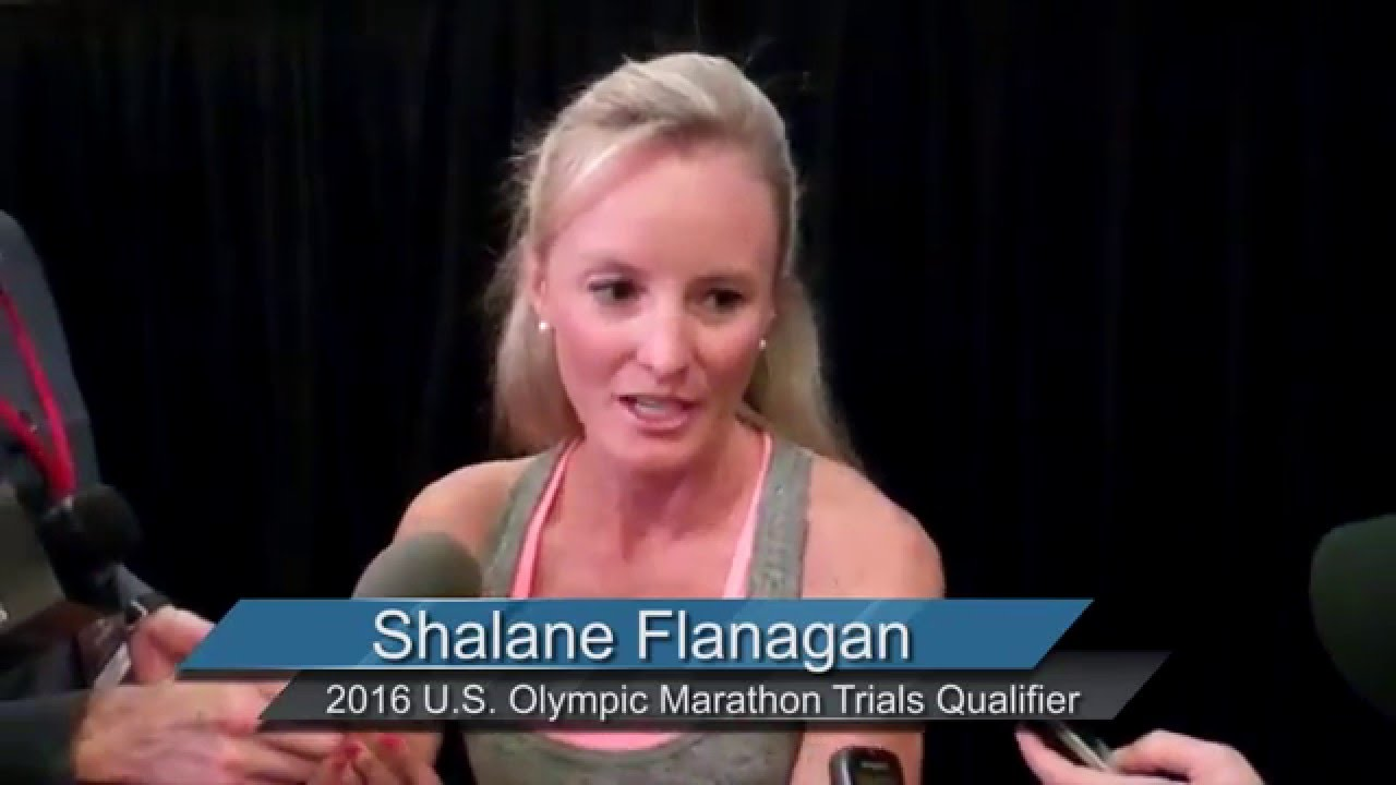 Pre-Race Interview: Shalane Flanagan - 2016 U.S. Olympic ...