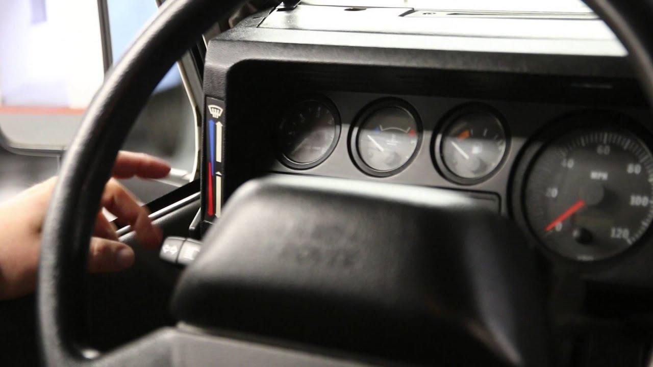 1997 Land Rover Defender 90 - Interior  Exterior