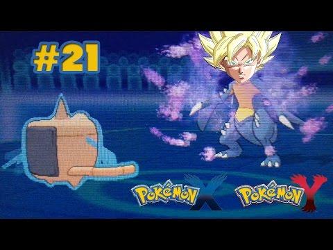 Pokemon X e Y - Goku e i Ninja  WI-fi online Battle 21 ITA