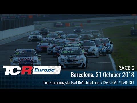 2018 Barcelona, TCR Europe Round 14