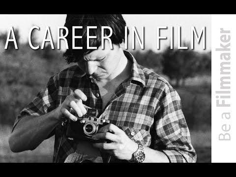 MY CAREER IN FILM. Andrew StPierre White. Ep1