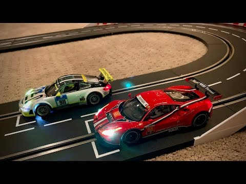 Lamley Saturday Showcase: Carrera 1:32 Slot Cars tackle the Track!