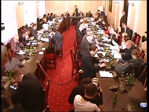 Komisja Sprawiedliwości i Praw Człowieka – 29 listopada 2017 r. cz. 1.