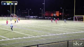 Girls U16 Soccer   NEWSS Showcase Tournament   Center Moriches Hot Shots vs RVC SC Racers   11.30.13