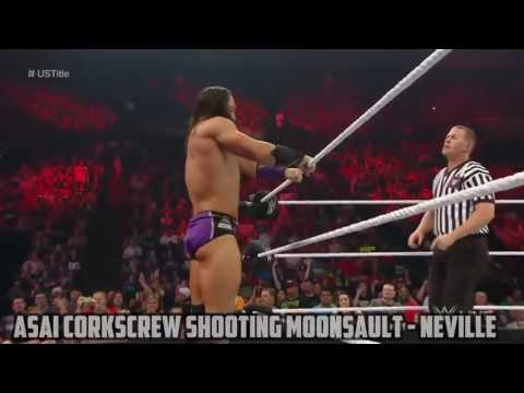 WWE Best 100 High Flying Moves Of All Time