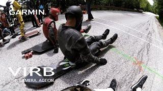Garmin VIRB: Street Luge