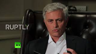 'Russia has to stop Salah' - Jose Mourinho on Egypt-Russia clash