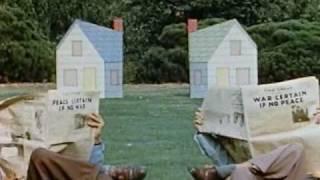 """Los Paranos - Le voisin (1979) et extraits de """"Neighbours"""" (1952) de Norman McLaren"""
