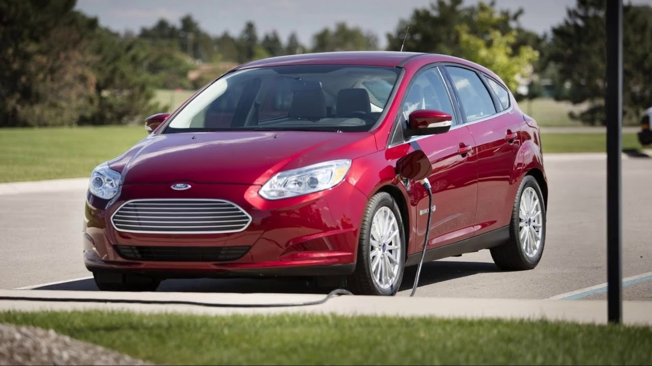 2018 Ford Focus Electric Review Amazing Car