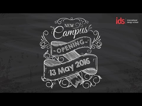 IDS New Campus Opening Ceremony 2016