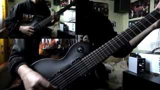 Godsmack - Good Day To Die(Rhythm Guitar COVER) (w/out Solo)