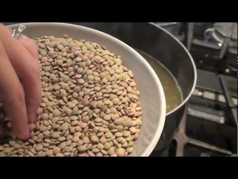 Lentil & Barley Soup Recipe - Easy and HEALTHY Dinner Idea!