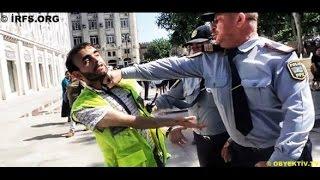 Беспредел Полиции избили Журналиста!! И угрожали Расправой!ШОК! РЕПОСТ