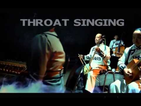 World of throat singing - The Tuvan national orchestra ...