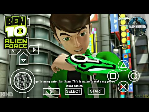 [10MB] How To Download Ben 10 Alien Force Game On Android   Ben 10 Game On Android 2018