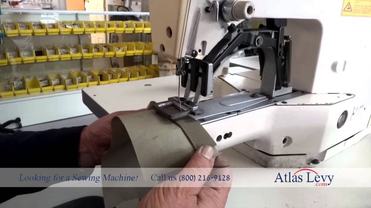 how to make underwear on industrial sewing machines juki