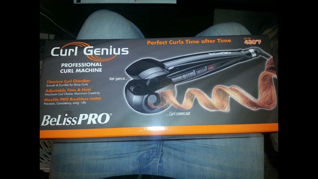 Belisspro Curl Genius Machine